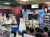 BETTA FLASHのミニアルバム発売記念インストアライブINタワーレコード渋谷店をちょっぴりレポート!_e0025035_927501.jpg