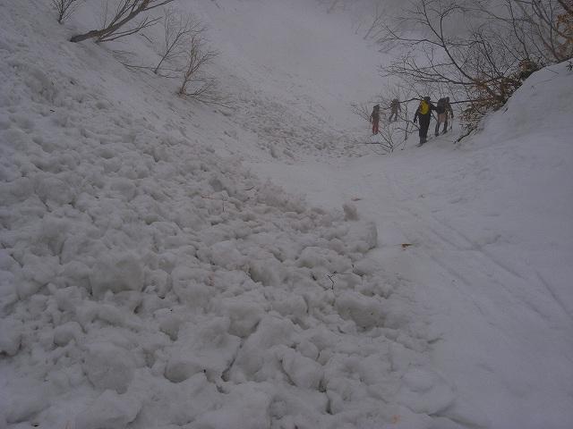 3月20日、野塚岳_f0138096_18353837.jpg