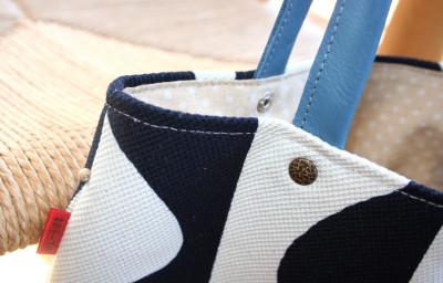 北欧風プリントのバッグ、その2_a0102486_9192781.jpg
