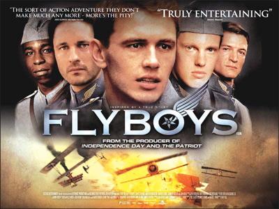 「FLYBOYS」-DVD観賞ネタバレ無し-_a0037338_8291065.jpg