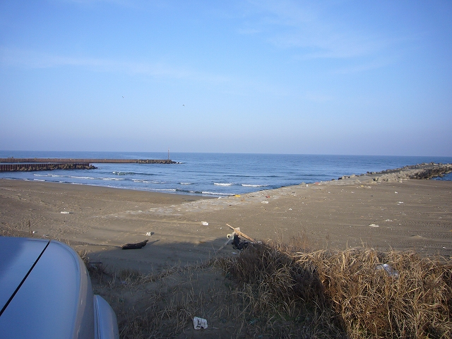 海 3月22日(土)7:00_b0112351_836275.jpg
