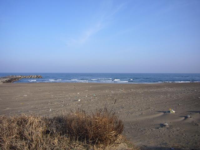 海 3月22日(土)7:00_b0112351_8363988.jpg