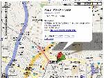 Google Map 園芸装飾技能士 オフィスグリーンレンタル