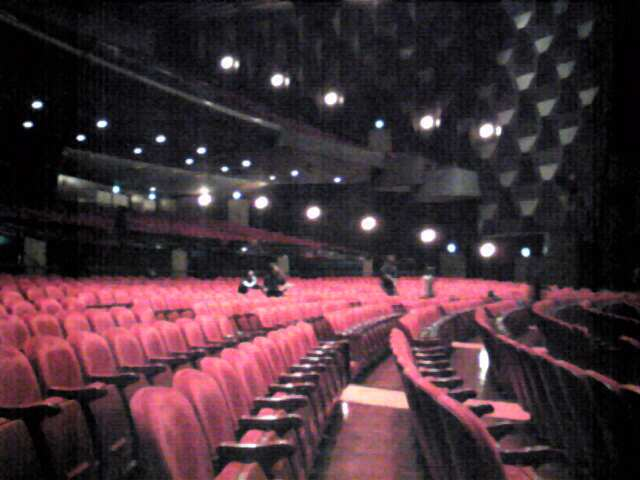 OSAKA Festival Hall, 大阪フェスティバルホール!_e0142585_1213269.jpg