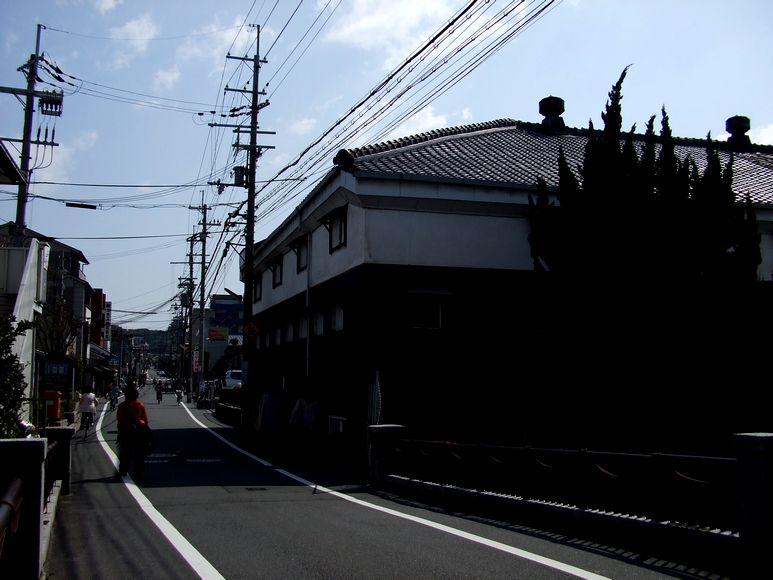 「京都・伏見・丹波橋の風景」_d0133024_22405295.jpg
