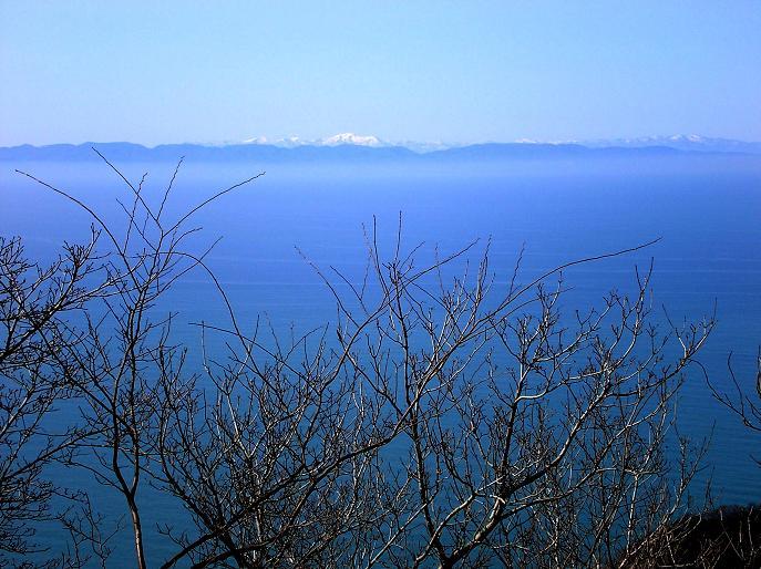 角田山ハイキング_f0050226_17483889.jpg