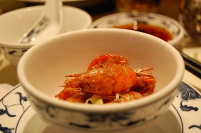 鴛鴦火鍋を食べました。 「Landmark Hotpot House」_d0129786_1562019.jpg