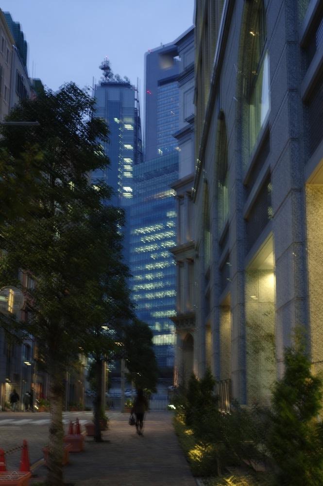 東京久々シリーズ2 汐留イタリア街_f0042194_23492242.jpg
