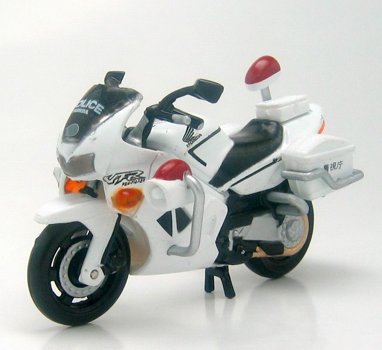 2008 Japanese Police 40th National White Bike Vehicle Competition