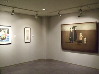 568)HOKUBU記念絵画館 「版画常設展」 11月8日(木)~2008年3月30日(日)_f0126829_15202954.jpg