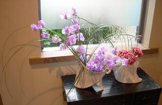 花のモダンアート・美里展_e0109554_19502429.jpg