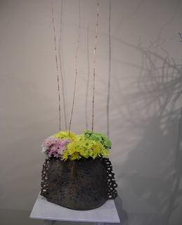 花のモダンアート・美里展_e0109554_19505729.jpg