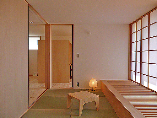 坪井町の家(2008)_b0014003_19153316.jpg