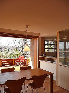坪井町の家(2008)_b0014003_20471422.jpg