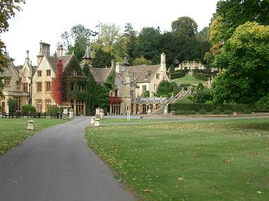 The Manor House Hotel - Casle Combe -_c0079828_1471657.jpg