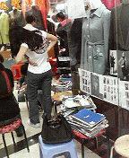 深圳でお買い物 その2~羅湖商業城~_d0087642_212475.jpg