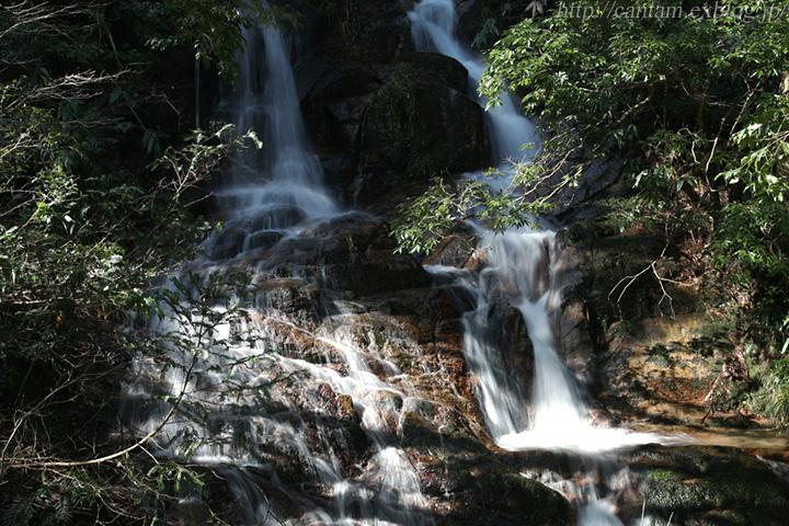 鳥取県の渓谷 かまこしき渓谷_f0091955_23303181.jpg