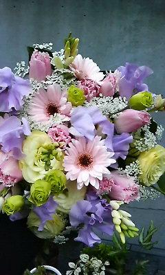 優しくなる花束_c0137266_1847336.jpg