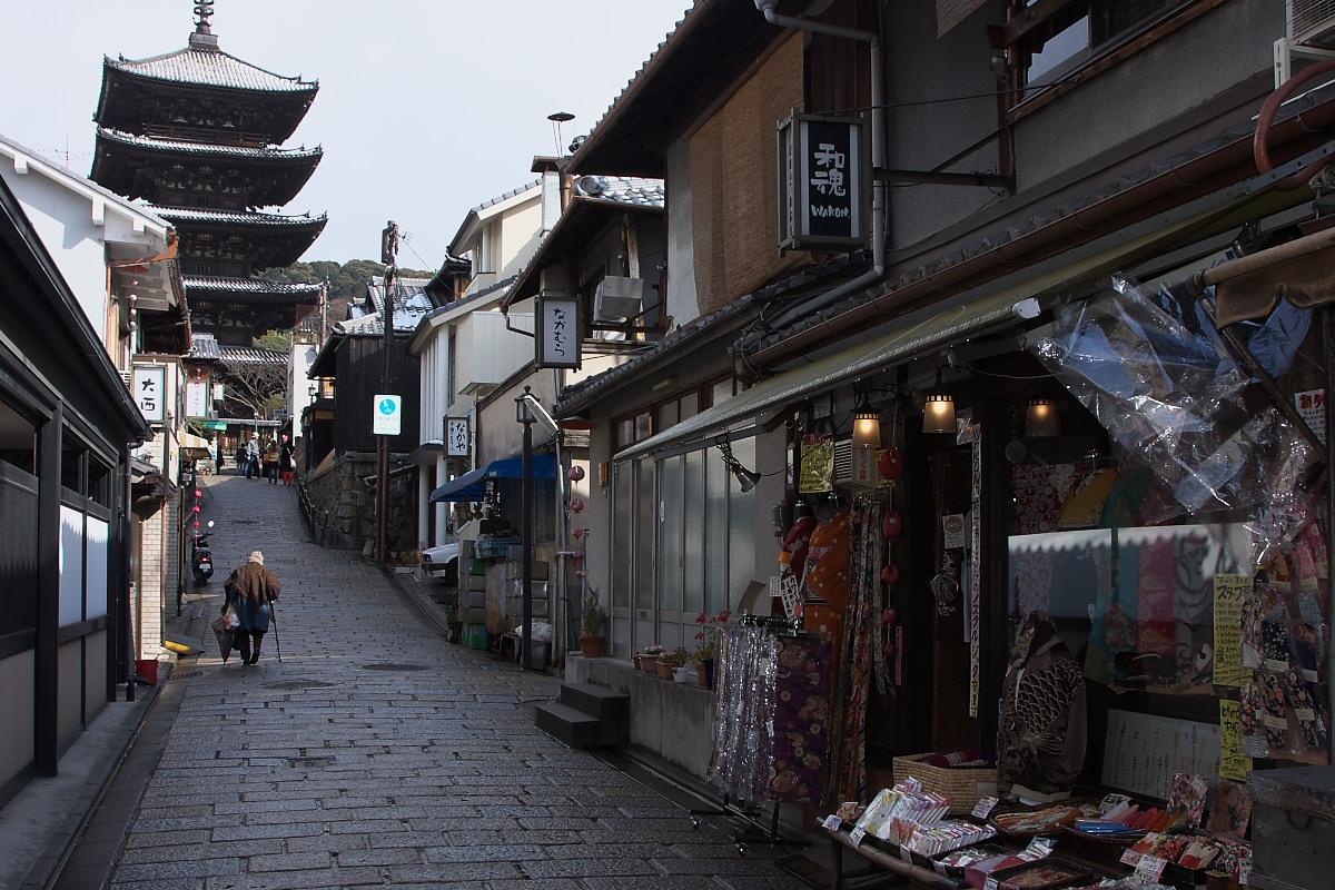 京都 雪景色 <東山2> 最終章_f0021869_1062498.jpg