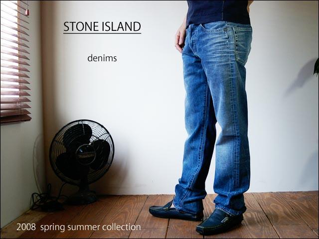 stone island denims/ストーンアイランドデニムス パンツ_f0051306_1392192.jpg