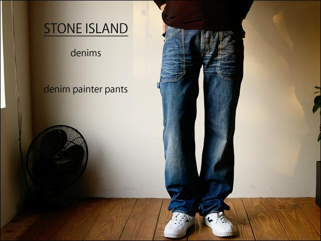 stone island denims/ストーンアイランドデニムス パンツ_f0051306_1412176.jpg