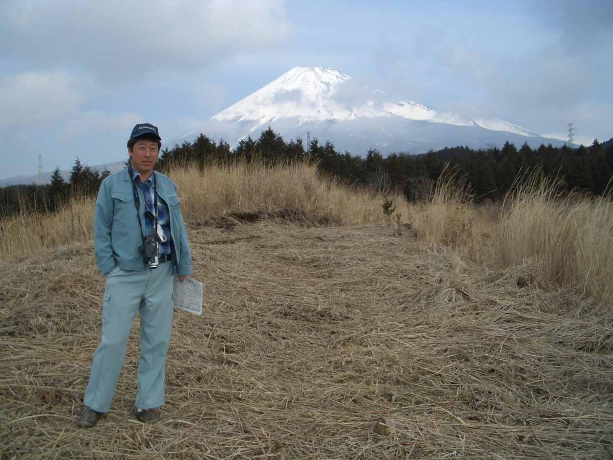富士山国有林での森づくり・・・の下調べ?_f0141310_002279.jpg
