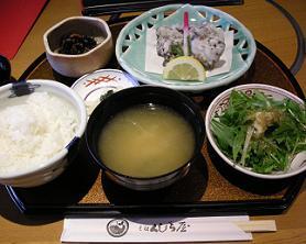I will eat whoel meat! 元祖くじら屋_c0030645_2092426.jpg