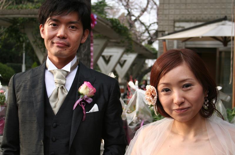 Happy Wedding                中江 美有紀_c0098759_0123344.jpg