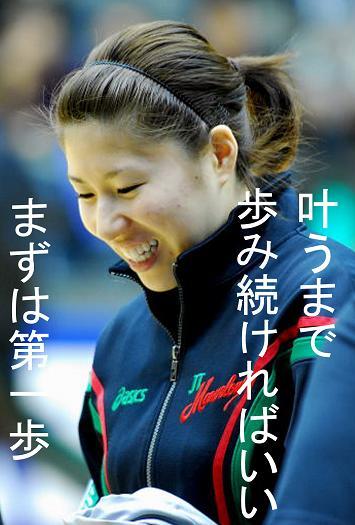 遠藤りつこ選手 : POST CARD