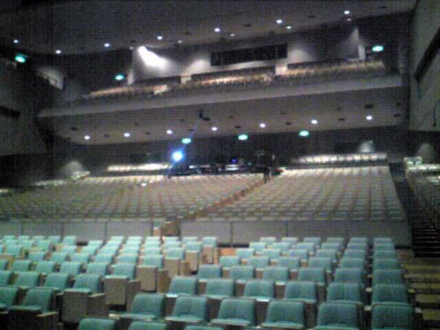 Today\'s Hall: Nagaragawa Convention Center in GIFU, 長良川国際会議場_e0142585_20443435.jpg