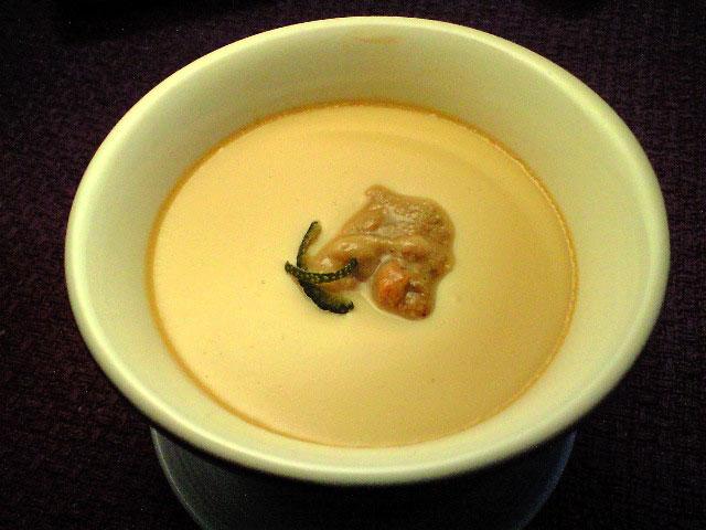 塩ウニ茶碗蒸し_a0016730_0282514.jpg