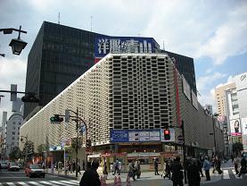 ニュー新橋ビルの「むさしや」でソース焼きそば_c0030645_2182696.jpg