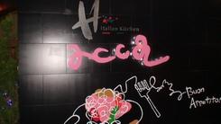 イタリアンキッチン・H-acca【アッカ】でパーティー  2008年3月29日_d0083265_23571633.jpg