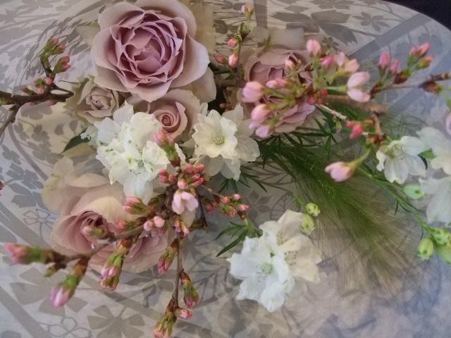 オークリーフ(桜の花束)_f0049672_17365891.jpg