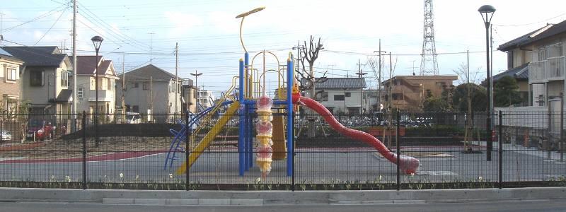 「虹ヶ丘みどり公園」開園のお知らせ_f0059673_19215110.jpg