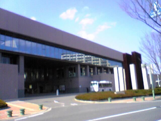Mie Center for the Art, 三重県総合文化センター_e0142585_14414662.jpg