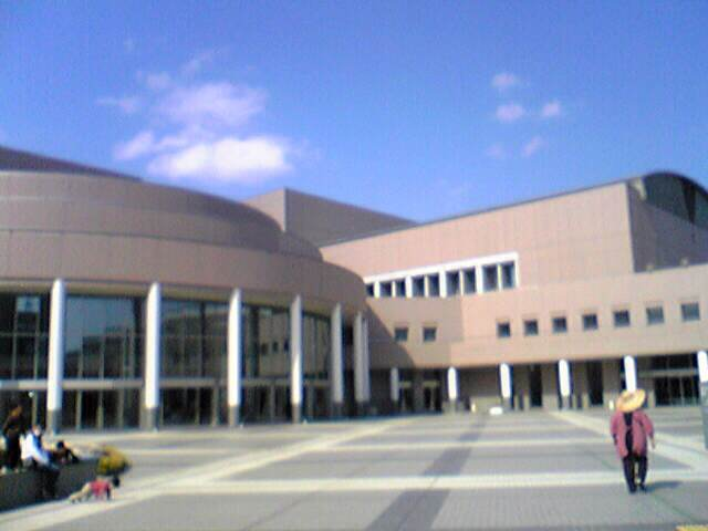 Mie Center for the Art, 三重県総合文化センター_e0142585_14414691.jpg