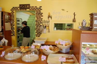 バンクーバーの日本のパン屋さん 「keis Bakery」_d0129786_15414283.jpg