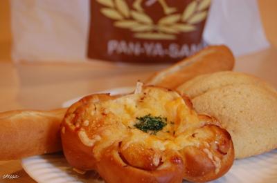 バンクーバーの日本のパン屋さん 「keis Bakery」_d0129786_1558795.jpg