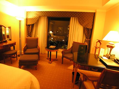 ウェスティンホテル東京 その2_d0150915_12274087.jpg