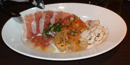 イタリアンキッチン・H-acca【アッカ】でパーティー  2008年3月29日_d0083265_0134829.jpg