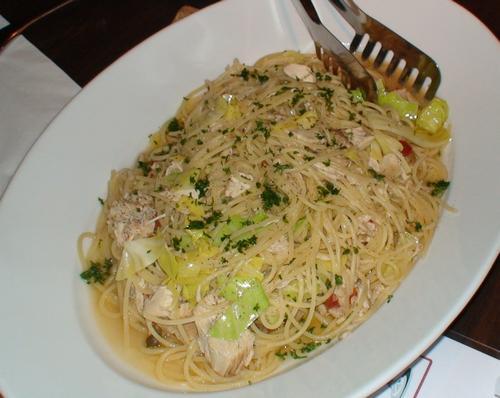 イタリアンキッチン・H-acca【アッカ】でパーティー  2008年3月29日_d0083265_03654.jpg
