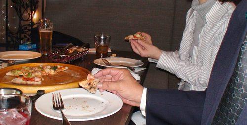 イタリアンキッチン・H-acca【アッカ】でパーティー  2008年3月29日_d0083265_051887.jpg