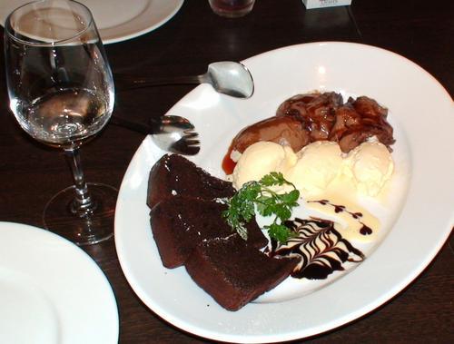イタリアンキッチン・H-acca【アッカ】でパーティー  2008年3月29日_d0083265_20203260.jpg