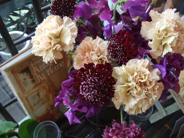 オークリーフ(あでやかな色の花束)_f0049672_15264910.jpg