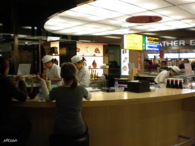 アムステルダム・スキポール空港の風景_d0129786_15283857.jpg