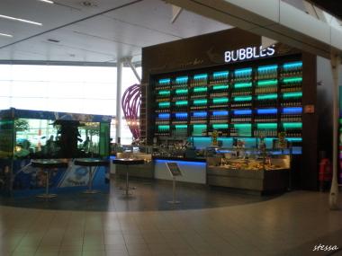アムステルダム・スキポール空港の風景_d0129786_15491768.jpg