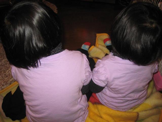 次女、初の散髪|m ̄*)ぷ_f0109257_191437100.jpg