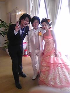 おめでとう( ^^)Y ☆Y(^^ )_e0002794_19202738.jpg