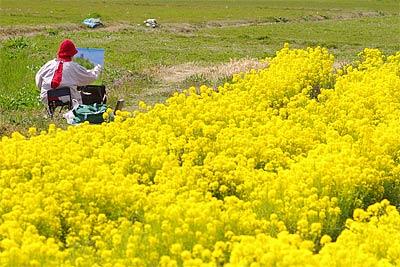 吉備路風土記の丘で春を満喫_d0001300_10253086.jpg